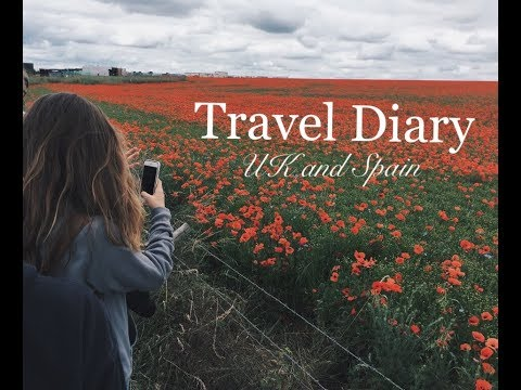 Travel Diary: UK and Spain // Juba Jubes