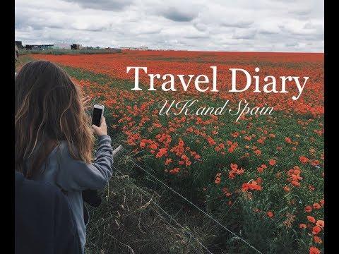 Travel Diary: UK and Spain // Juba Jubes