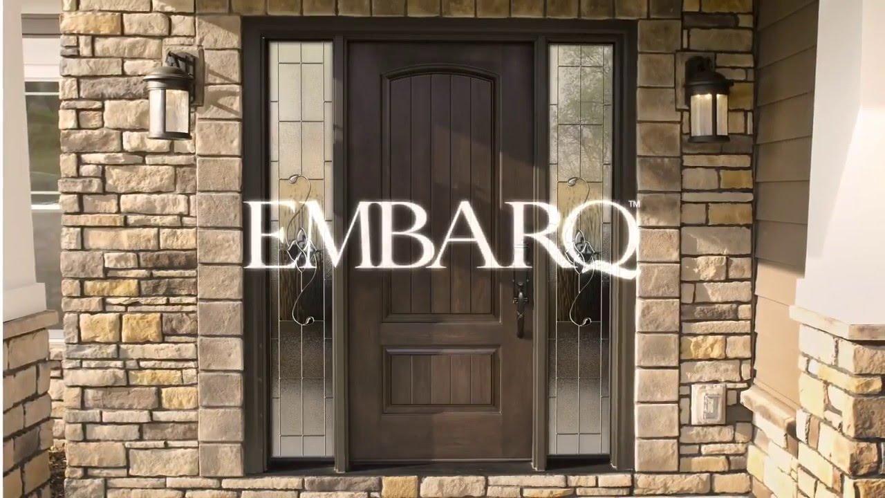 Energy Efficient Entry Door Provia Embarq