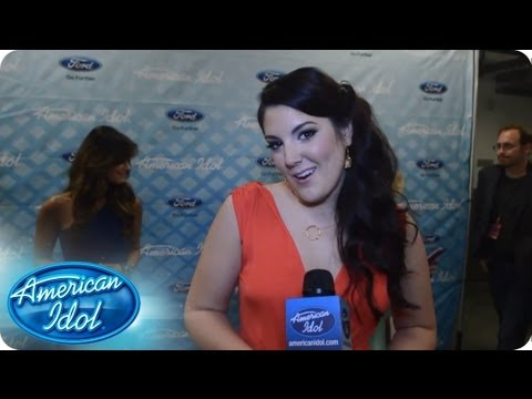 Kree Harrison's Top 2 Performances: Immediate Reactions - AMERICAN IDOL SEASON 12