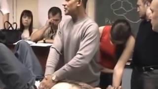 Висцеральный массаж живота Огулов АТ ч.6 Ogulov A. Visceral abdominal massage