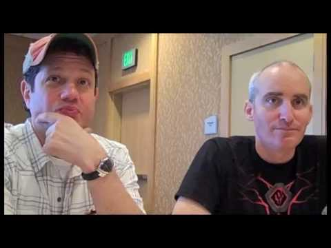 Michael Giacchino and Derek Thompson 'Toy Story That Time Forgot' Interview