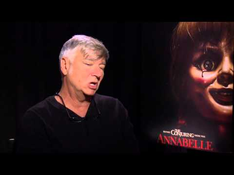 Annabelle: Director John R. Leonetti Official Movie Interview Mp3