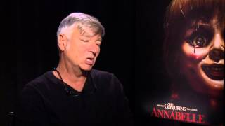 Annabelle: Director John R. Leonetti Official Movie Interview