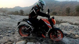 Reasons To Buy- 2019 KTM DUKE 200 ABS | Test Ride Reviews