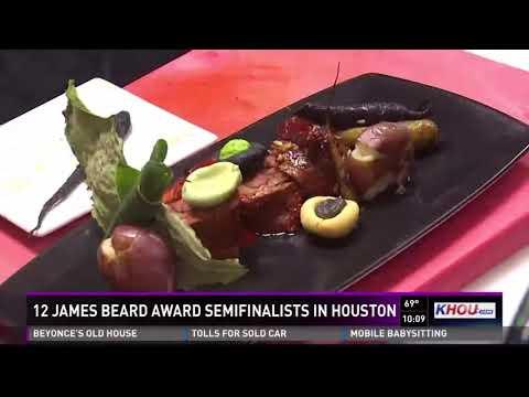Twelve chefs, restaurants receive semi-finalist nominations for James Beard Awards