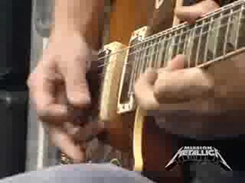 Mission Metallica: Fly on the Wall Clip (July 7, 2008)