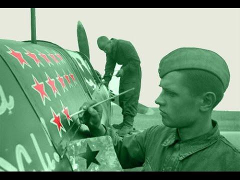 Истребители Второй мировой войны. Фильм 4