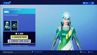 "THE *NEW FORTNITE STORE TODAY JULY 16 *NEW SKIN* OSADAY AND ""F"" FOR THE *NEW PACK* 😭❤️"