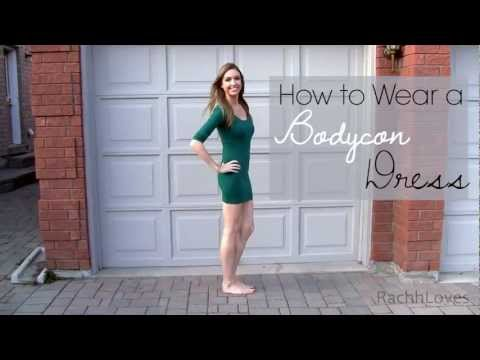 STYLE CHALLENGE: The Bodycon Dress