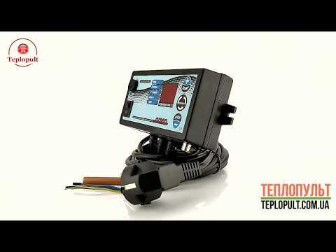 Автоматика ARSEN RP-1 для насоса ЦО або ГВ, термостат