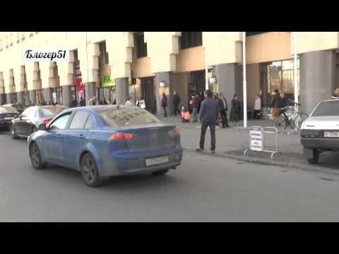 Соловьев приезжает в гостиницу Меридиан в Мурманске