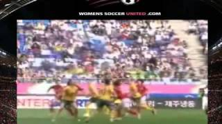 Peace Queen Cup Final 2010 - South Korea V Australia