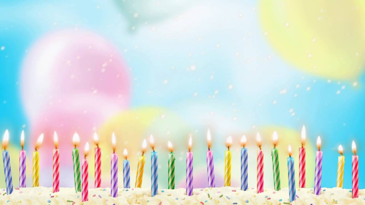 Birthday Video Background Free Download Free Wedding