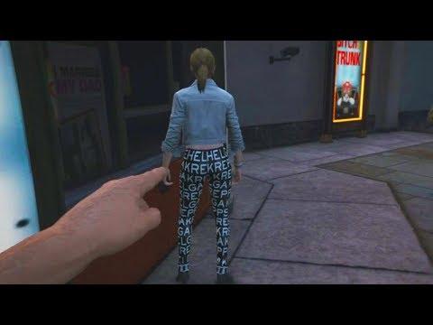 HOW TO GET A GIRLFRIEND IN GTA 5 (Gta 5 Online)