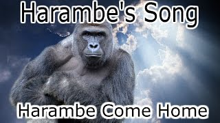 Harambe's Song (Harambe Come Home) - Cyanacide