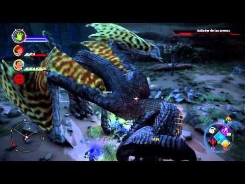 Dragón Yermo Siseante - Dragon Age Inquisition