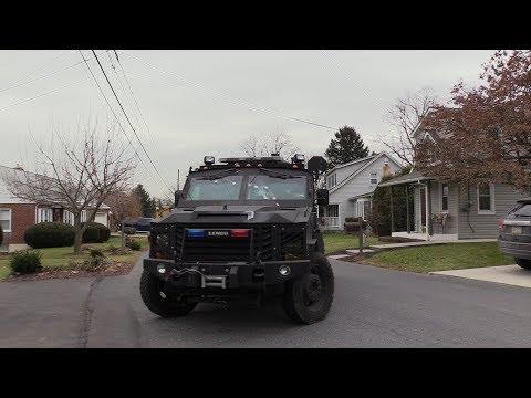 Bethlehem Township Fatal Shooting/Standoff 12.22.17