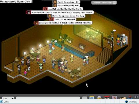 Habbo: Chromz Nightclub - YouTube