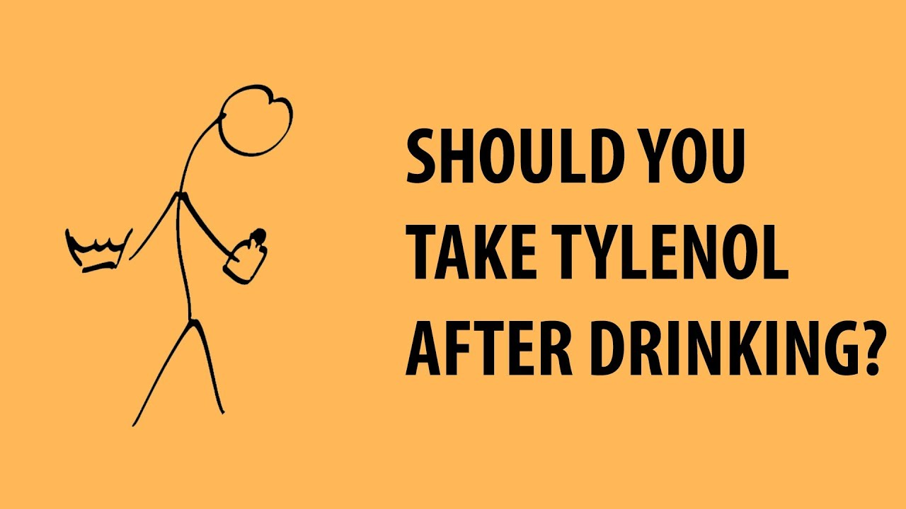 Tylenol and Hangovers: A Dangerous Mix?
