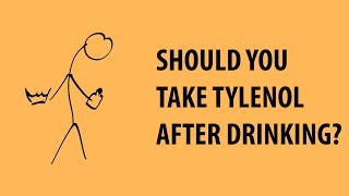 Tylenol and Hangovers: A Dangerous Mix? (Updated version)