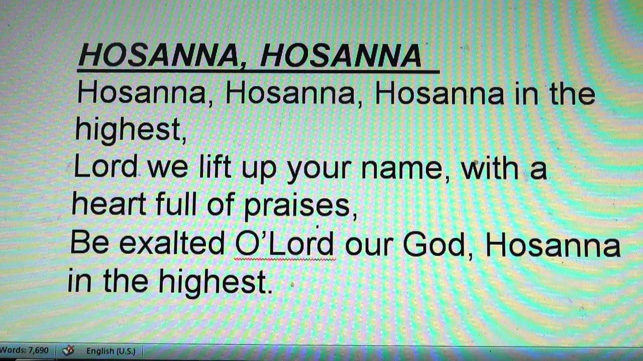 be exalted o god lyrics pdf