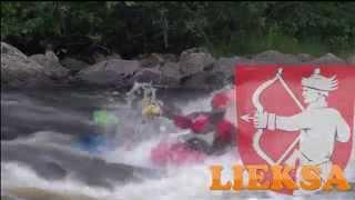 Трейлер к видео о РОДЕО-СБОРАХ в Финляндии(Лиекса) в августе 2013 года