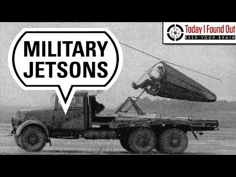That Time the British Developed a Flying Jeep