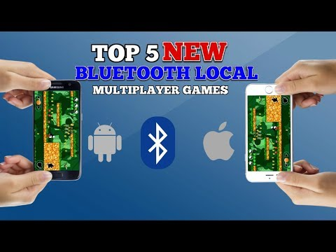 Top 5 New Bluetooth local multiplayer games for Android/iOS - PART 4
