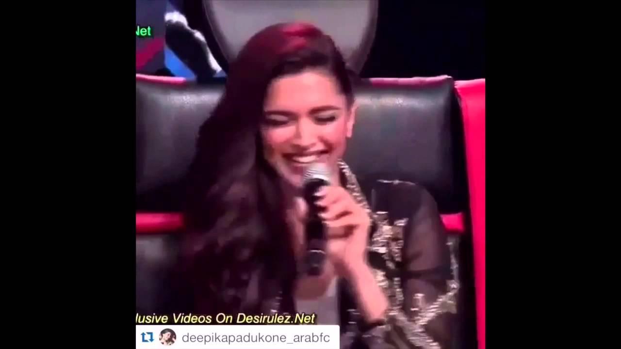 Deepika Padukone cute moments
