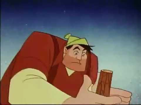 Walt Disney's ''Paul Bunyan'' 1958 - YouTube