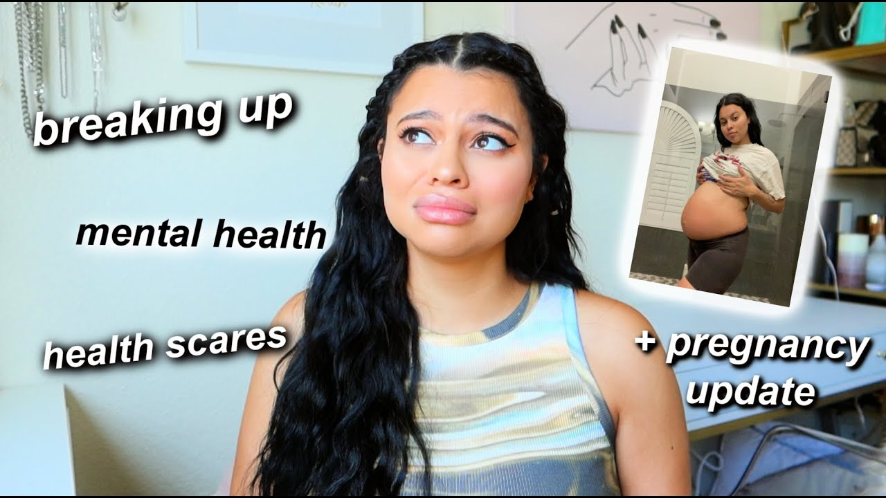 Break Ups, Hard Pregnancy and Life Updates