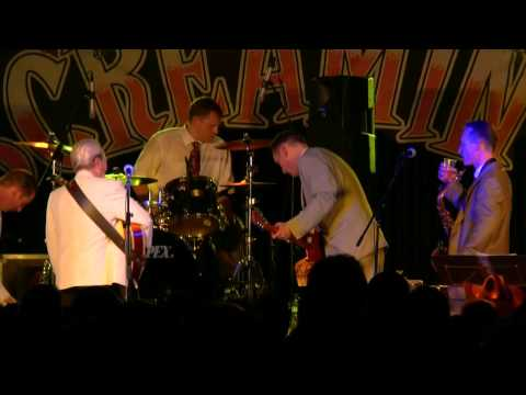 Charlie Gracie with The Ray Collins Hot Club@15th Screamin`festival 2013