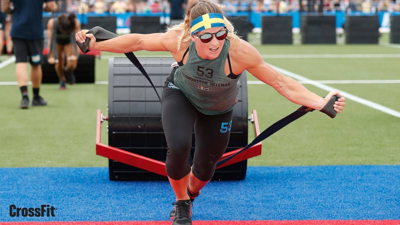 80e46511 2018 CrossFit Games | Individual Chaos - YouTube