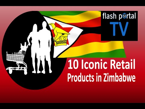 10 Iconic Retail Products in Zimbabwe