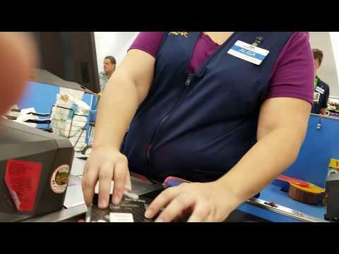 Walmart Greeters 🔵🔴dont Show Receipt TCCW