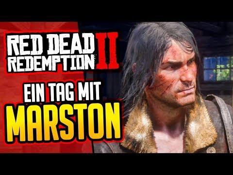 RED DEAD REDEMPTION 2 😈 015: Marston
