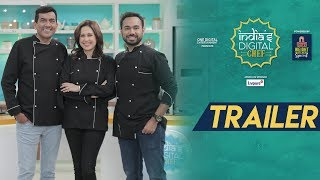 Promos and Celebs - India's Digital Chef