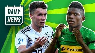 200 Millionen für Hertha? Nächster Transfer-Rückschlag für Bayern! U21 im EM-Finale gegen Spanien!
