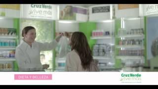 Comercial Farmacias Cruz Verde- VIVE MÁS. Catálogo de dieta y belleza.