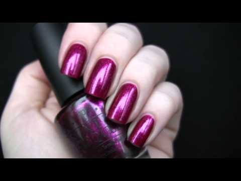 OPI Katy Perry Collection 2011 - Video