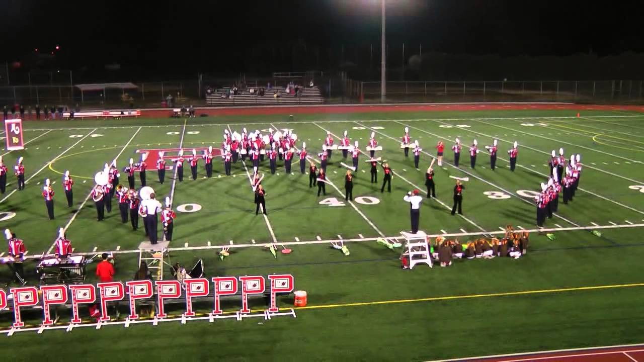 Marching Band - Portsmouth High School Music Department