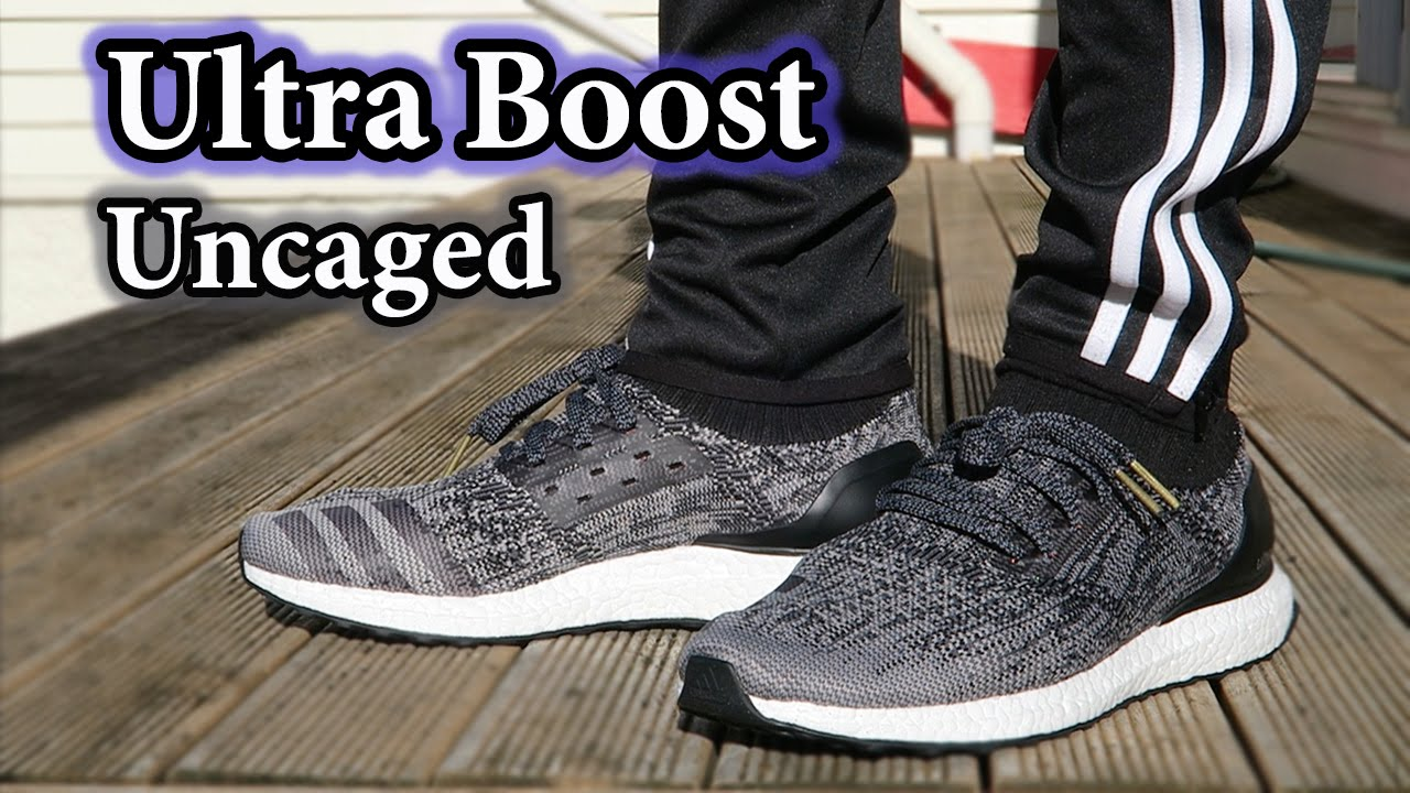 """Uncaged"" Adidas Ultra Boost Unboxing & On-Feet w/ Different Pants"