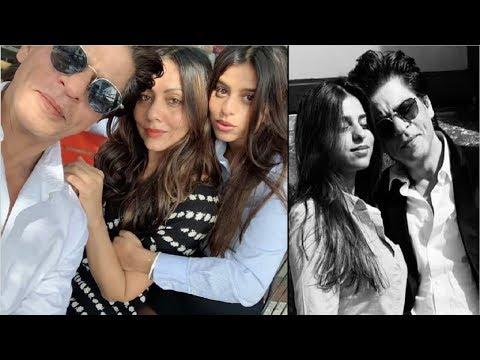 Shahrukh Khan SUPPORTS Daughter Suhana Khan At Her Graduation Mp3