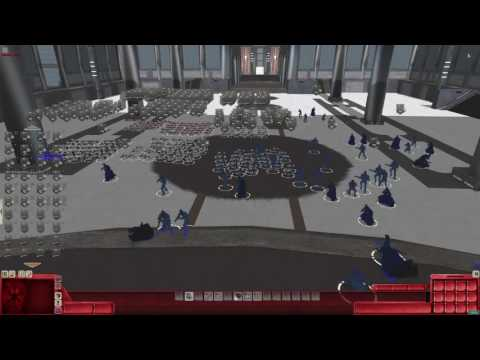Starwars galaxy at war| courousant jedi temple defence|#7