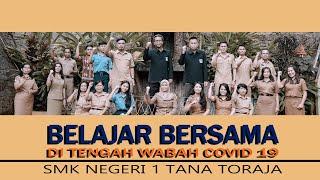 Guru SMK NEG 1 Tana Toraja Ciptakan lagu tentang Guru dan murid di situasi Wabah Corona