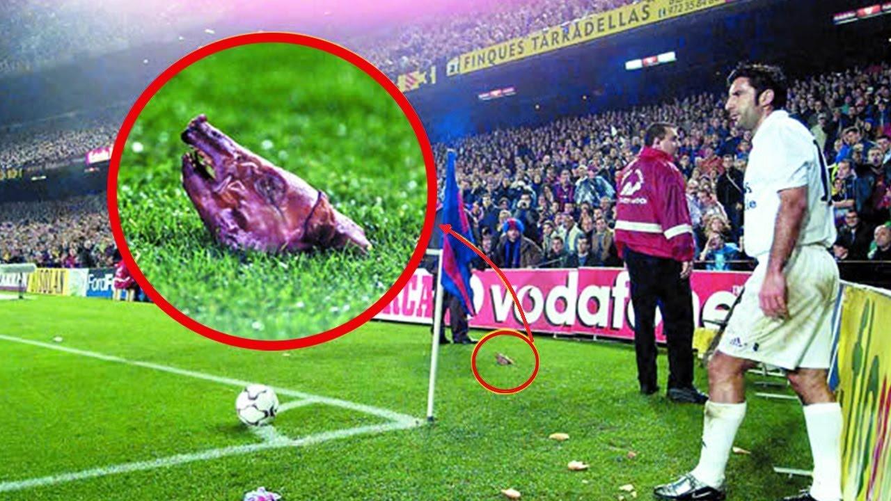 Photo of أغرب 10 أشياء تم رميها في ملعب كرة قدم من قبل الجمهور..!! – الرياضة