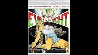 Evils of the Night: Movie Review (Vingear Syndrome)