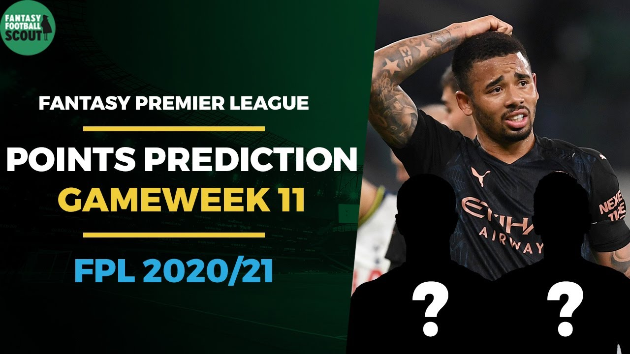 Who will be the highest scoring players in FPL Gameweek 11? | Fantasy Premier League Tips 2020/21
