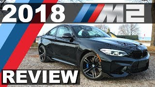 THE ULTIMATE 2018 BMW M2 with M PERFORMANCE!!! FULL REVIEW | Test Drive & Handling
